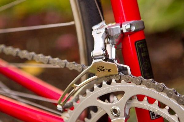 1986 Miyata 710   The Simplicity of Vintage Cycles