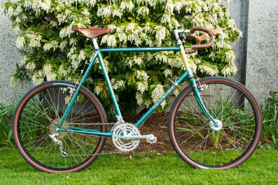 1986 Raleigh Portage